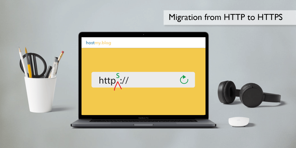 Migration from HTTP to HTTPS